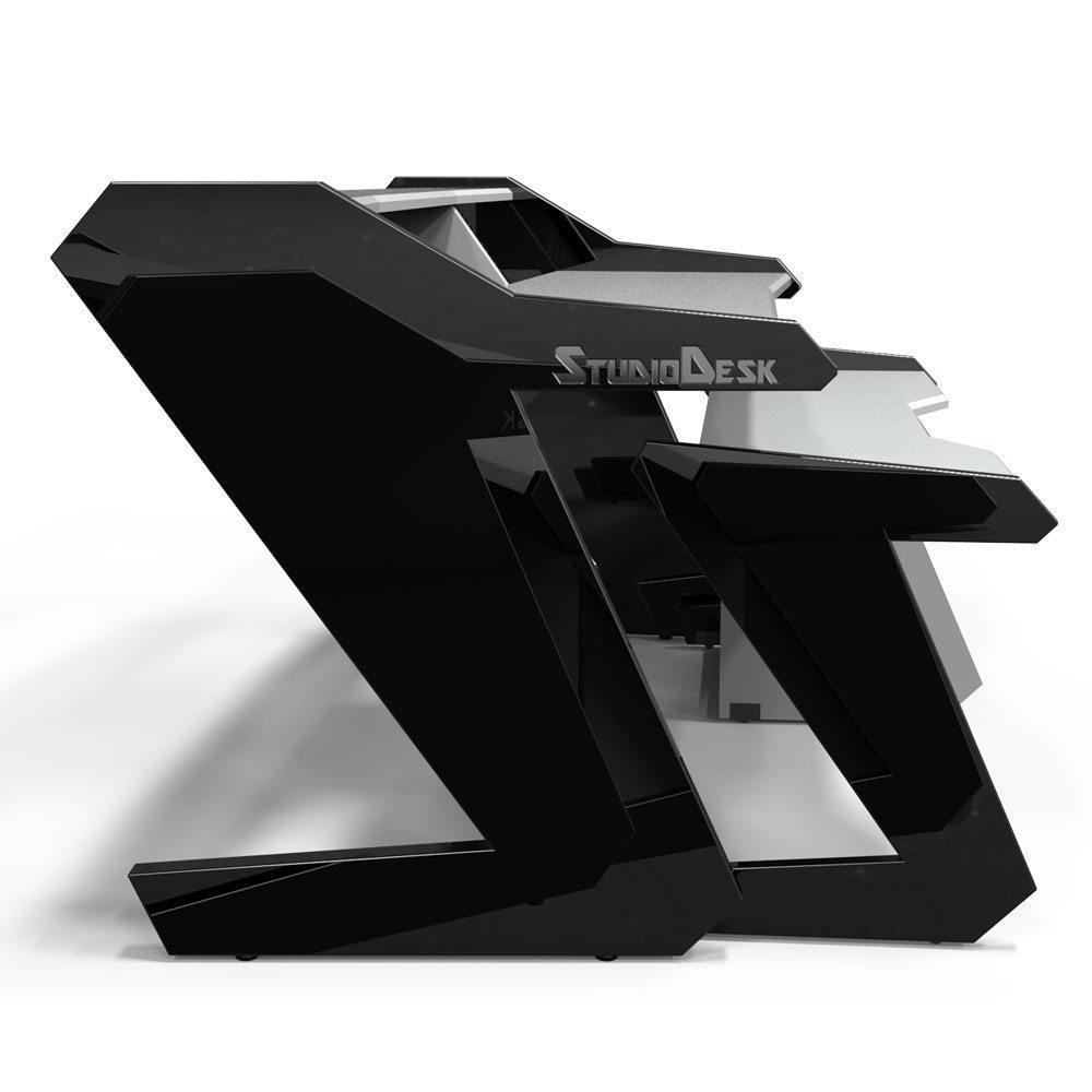 Music Commander Desk White Studiodesk