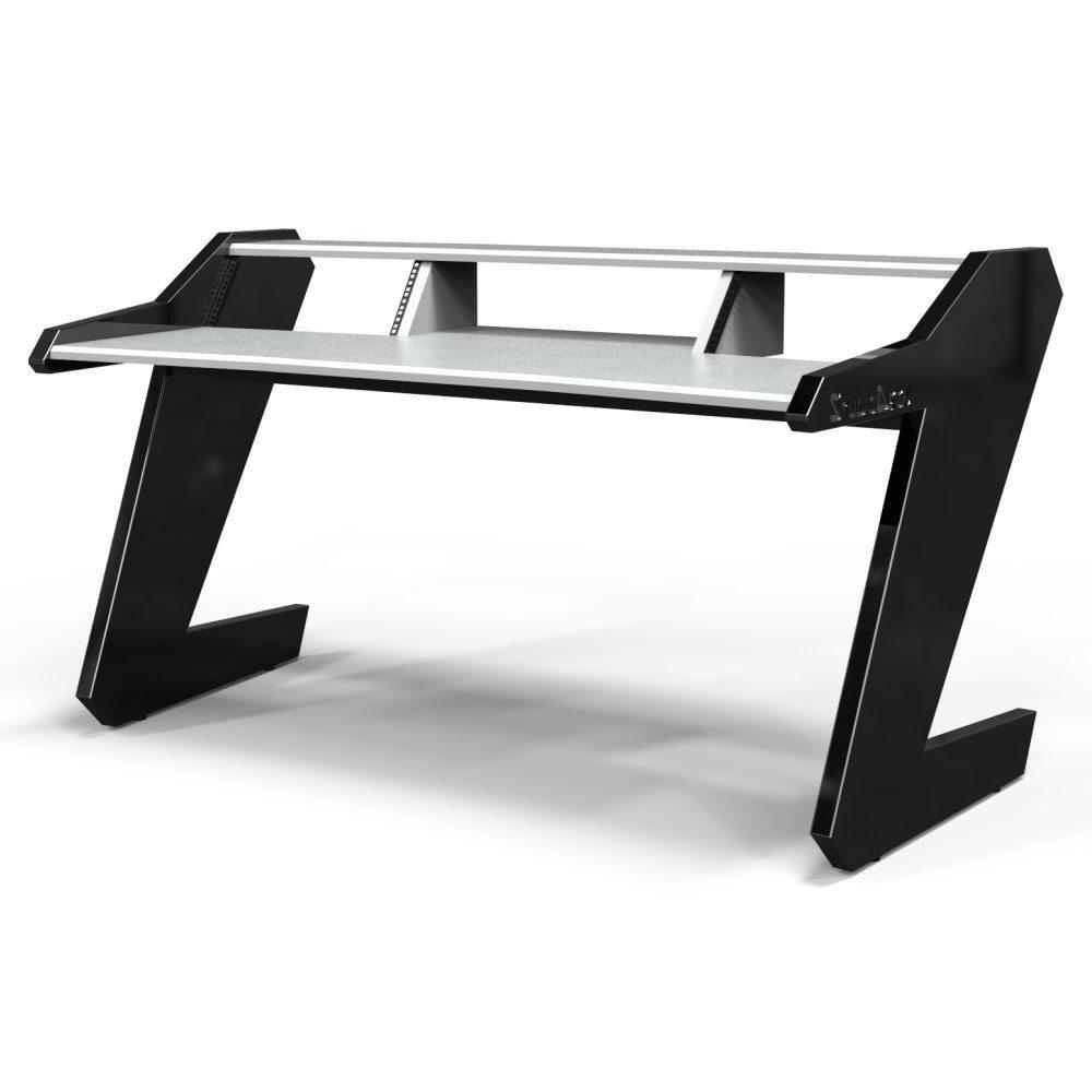 Video Commander Desk Black Studiodesk