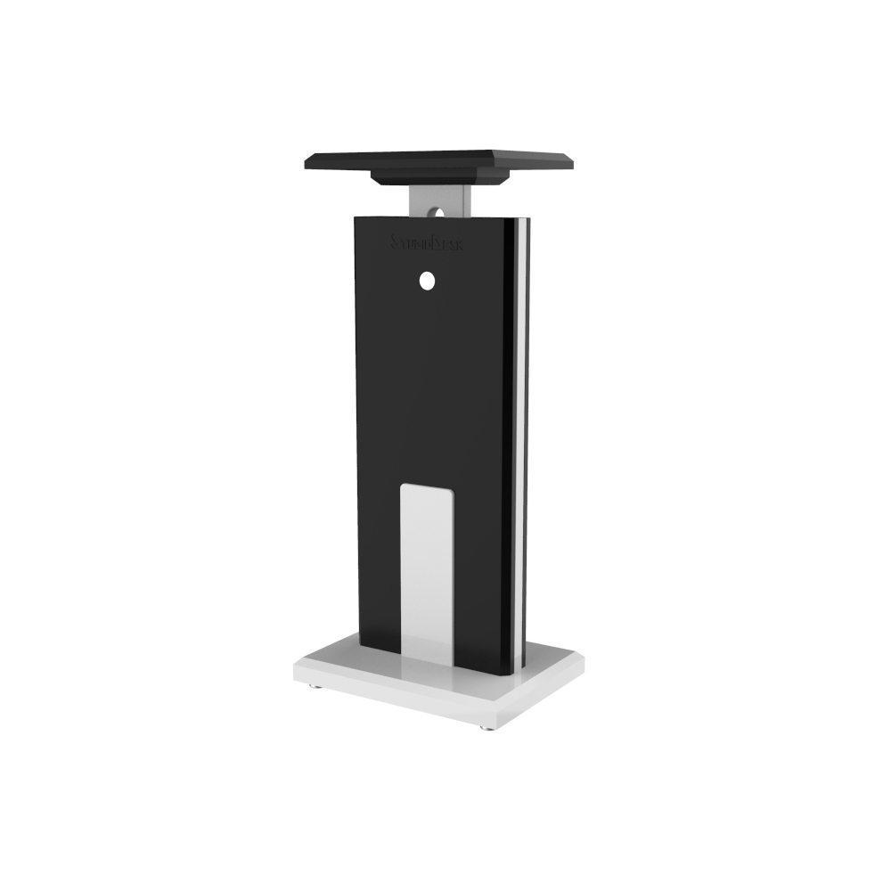 Speaker Stand Pro Tower Black - Studio Desk Workstation Furniture