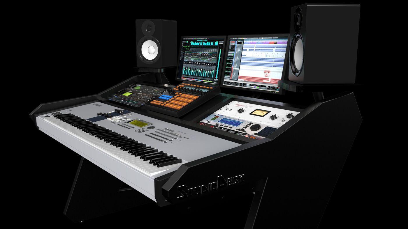 Ultimate Production Workstation Desk The Desk You Deserve