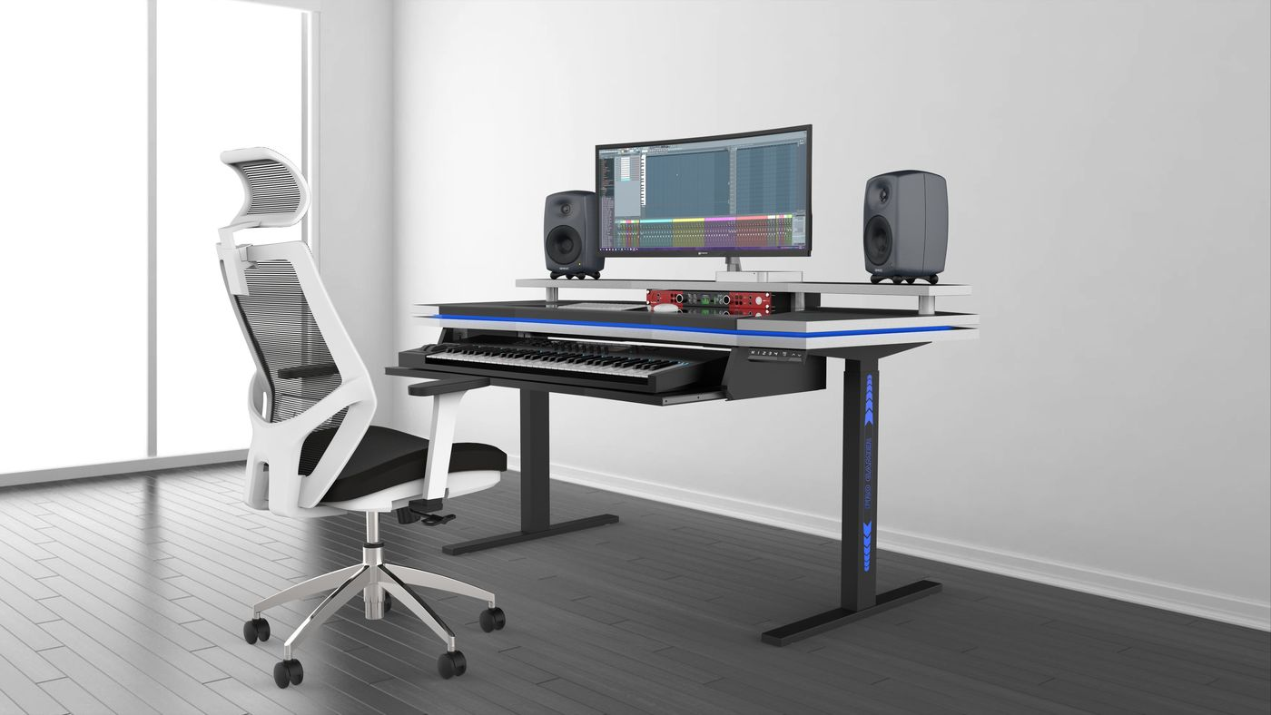 Music Studio Furniture Desk