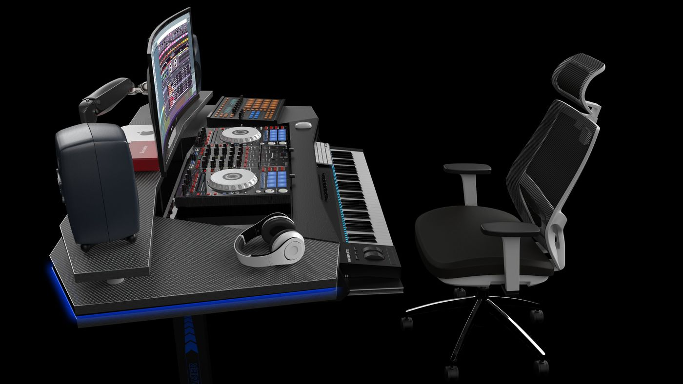 Recording Studio Desk Furniture