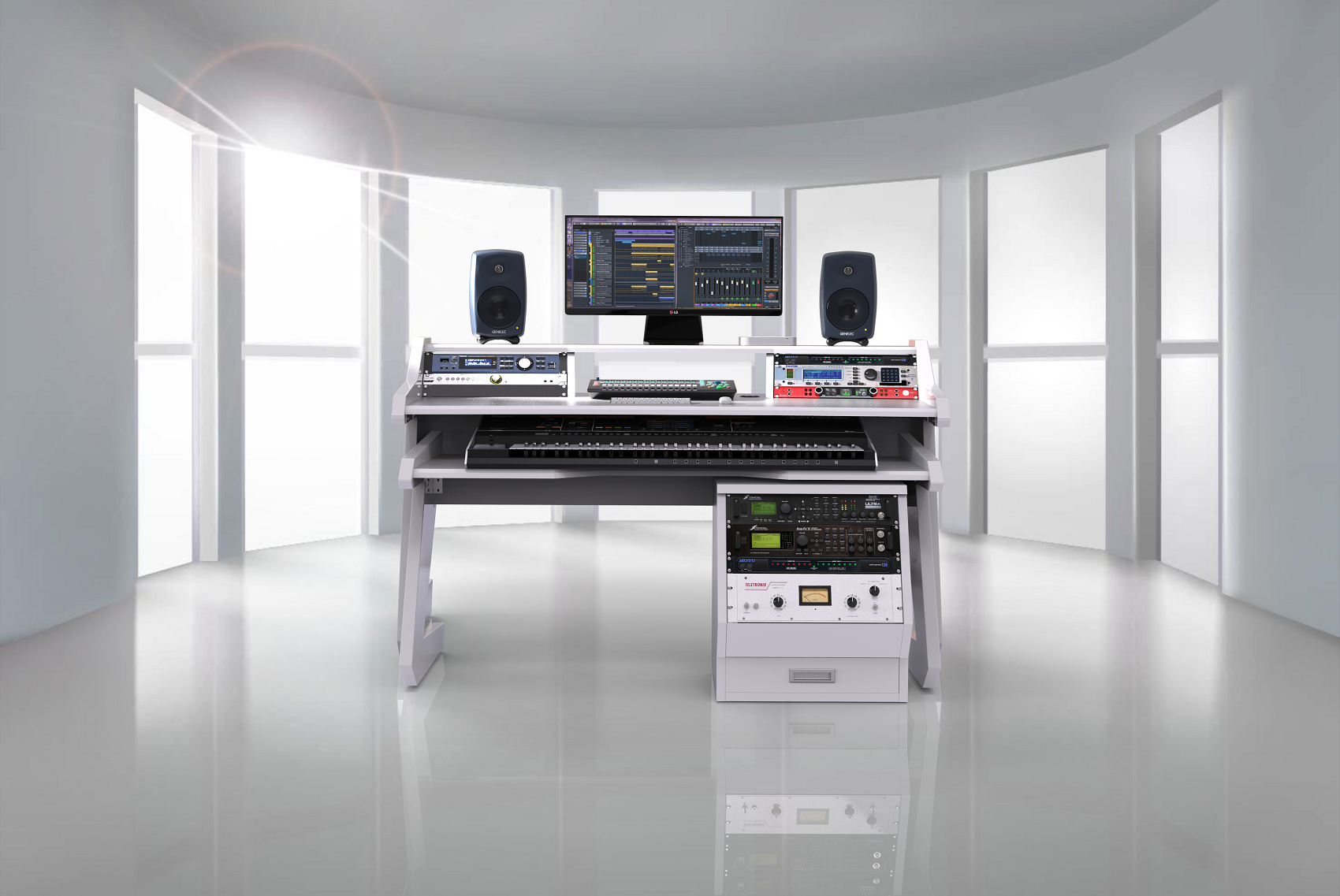 Best Desks For Music Production