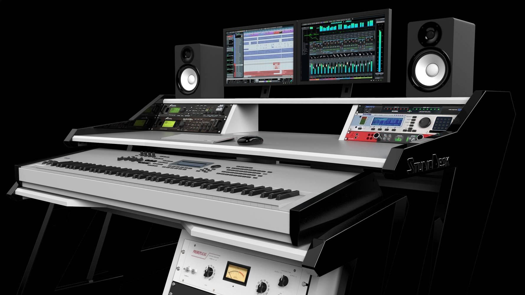 Music Commander White Side Jpg Studiodesk